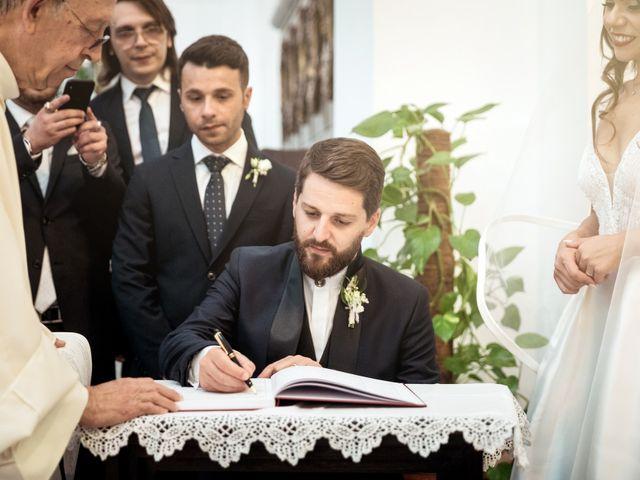 Il matrimonio di Laura e Enzo a Vallelunga Pratameno, Caltanissetta 90