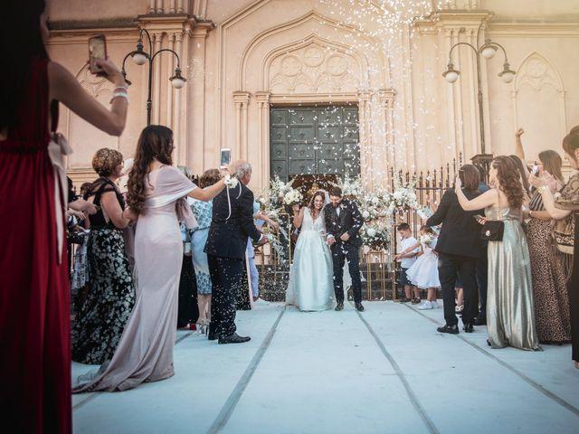 Il matrimonio di Laura e Enzo a Vallelunga Pratameno, Caltanissetta 92