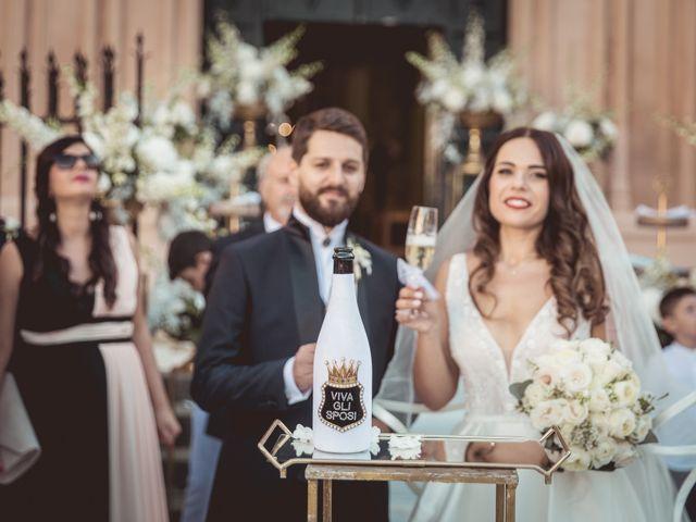 Il matrimonio di Laura e Enzo a Vallelunga Pratameno, Caltanissetta 93