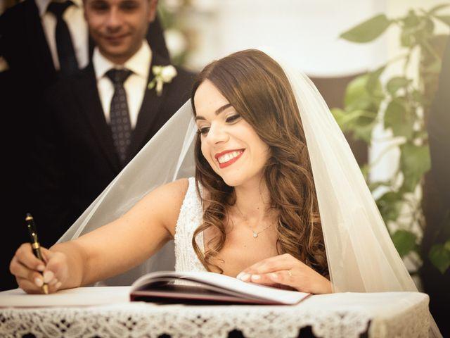 Il matrimonio di Laura e Enzo a Vallelunga Pratameno, Caltanissetta 96