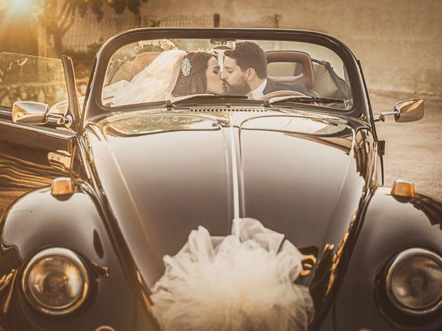 Il matrimonio di Laura e Enzo a Vallelunga Pratameno, Caltanissetta 98