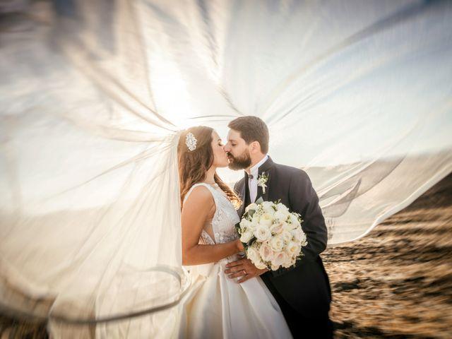 Il matrimonio di Laura e Enzo a Vallelunga Pratameno, Caltanissetta 99