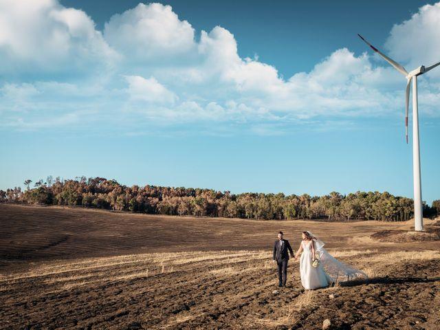 Il matrimonio di Laura e Enzo a Vallelunga Pratameno, Caltanissetta 100