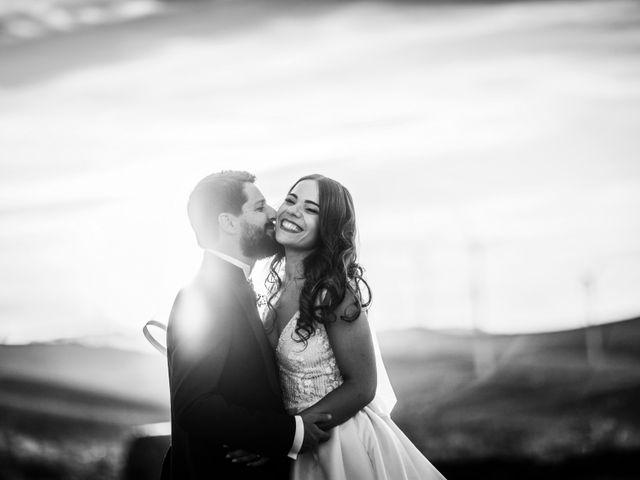 Il matrimonio di Laura e Enzo a Vallelunga Pratameno, Caltanissetta 106