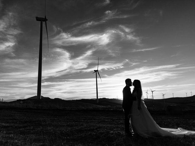 Il matrimonio di Laura e Enzo a Vallelunga Pratameno, Caltanissetta 107