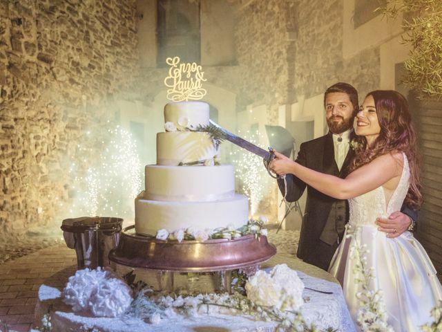 Il matrimonio di Laura e Enzo a Vallelunga Pratameno, Caltanissetta 126