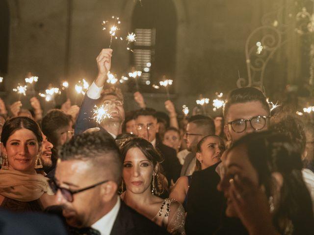 Il matrimonio di Laura e Enzo a Vallelunga Pratameno, Caltanissetta 128