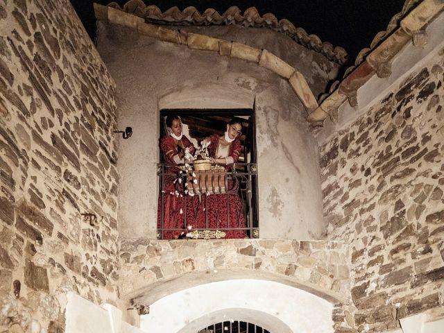 Il matrimonio di Laura e Enzo a Vallelunga Pratameno, Caltanissetta 129