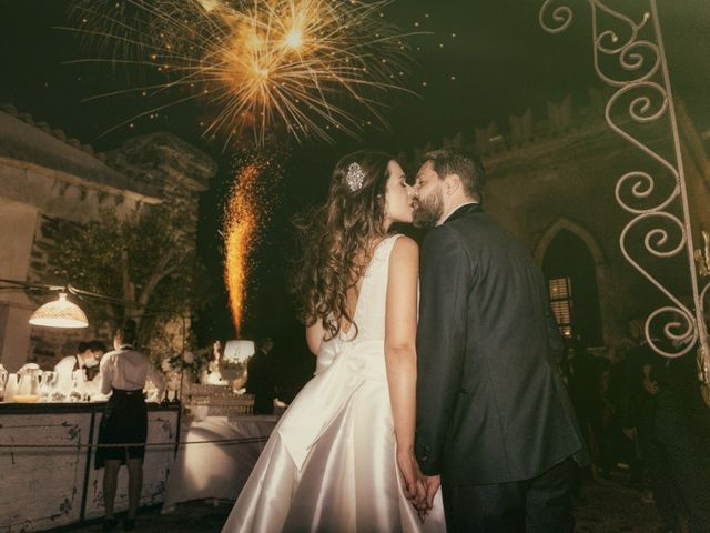 Il matrimonio di Laura e Enzo a Vallelunga Pratameno, Caltanissetta 132
