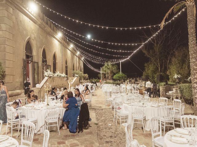 Il matrimonio di Laura e Enzo a Vallelunga Pratameno, Caltanissetta 140