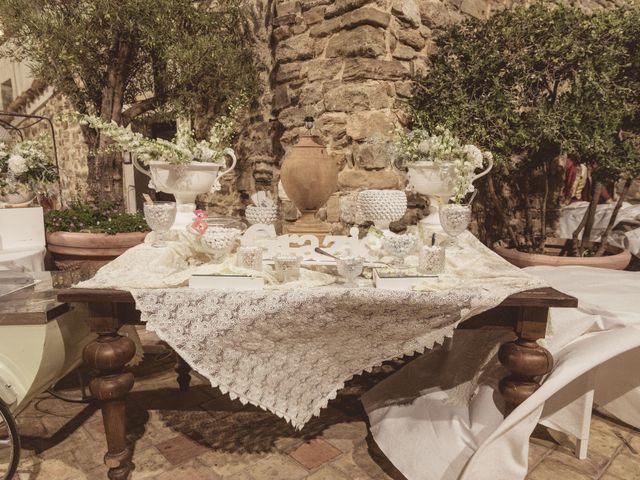 Il matrimonio di Laura e Enzo a Vallelunga Pratameno, Caltanissetta 154
