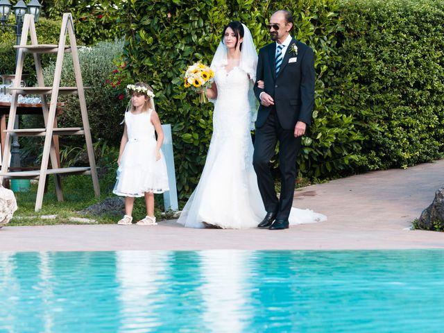 Il matrimonio di Giorgio e Lucia a Torgiano, Perugia 11