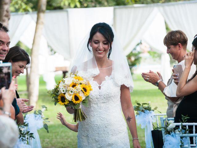 Il matrimonio di Giorgio e Lucia a Torgiano, Perugia 12