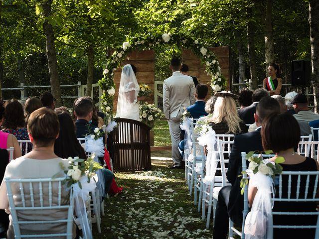 Il matrimonio di Giorgio e Lucia a Torgiano, Perugia 15
