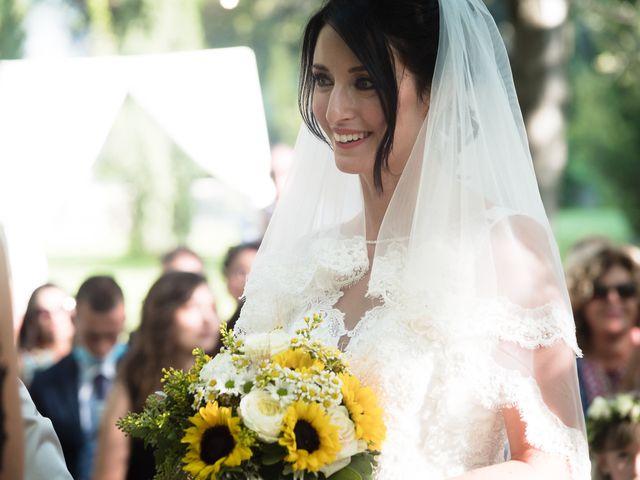 Il matrimonio di Giorgio e Lucia a Torgiano, Perugia 17