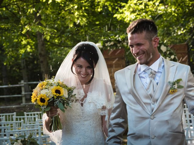 Il matrimonio di Giorgio e Lucia a Torgiano, Perugia 24