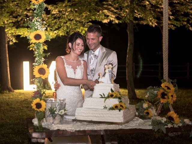 Il matrimonio di Giorgio e Lucia a Torgiano, Perugia 28