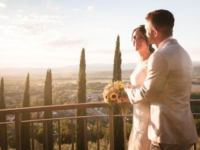 Il matrimonio di Giorgio e Lucia a Torgiano, Perugia 29