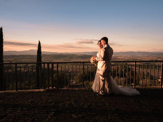 Il matrimonio di Giorgio e Lucia a Torgiano, Perugia 30