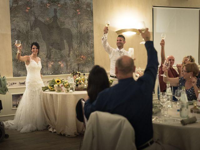 Il matrimonio di Giorgio e Lucia a Torgiano, Perugia 36