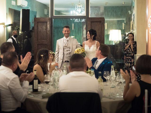 Il matrimonio di Giorgio e Lucia a Torgiano, Perugia 37