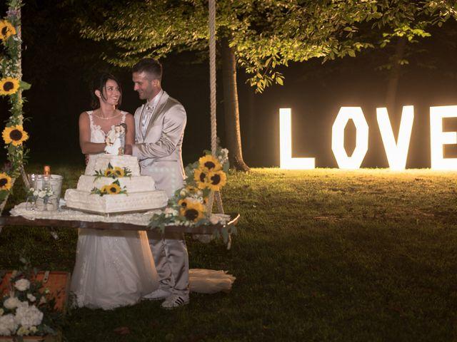 Il matrimonio di Giorgio e Lucia a Torgiano, Perugia 38