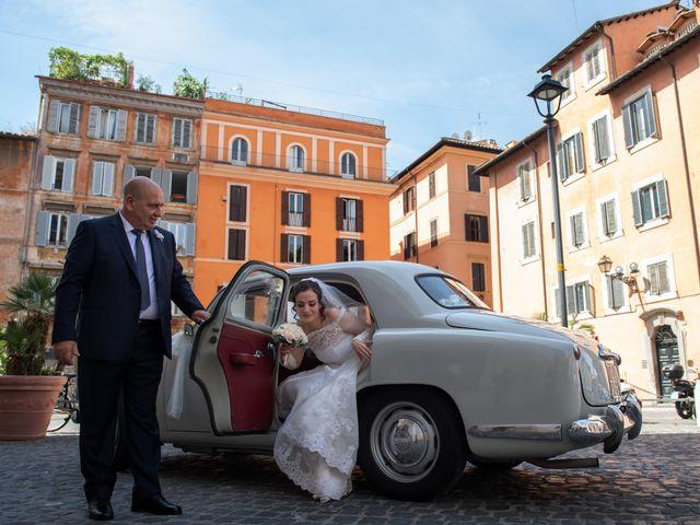 Il matrimonio di Sara e Flavio a Roma, Roma 8