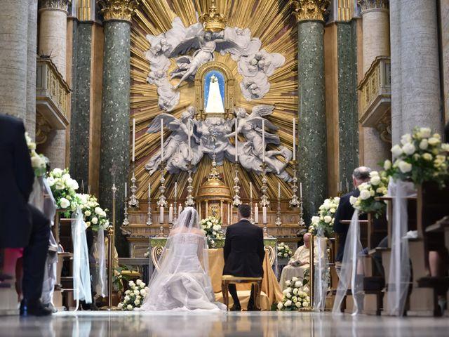 Il matrimonio di Sara e Flavio a Roma, Roma 12