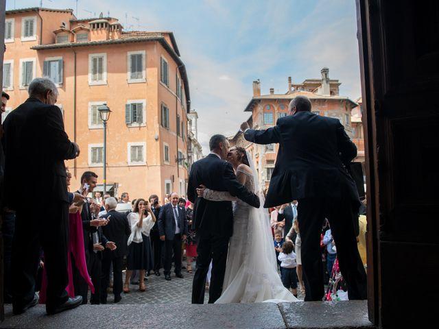 Il matrimonio di Sara e Flavio a Roma, Roma 1