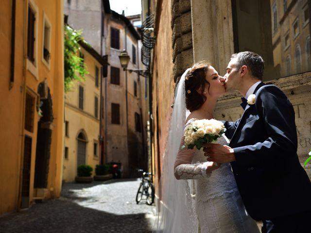 Il matrimonio di Sara e Flavio a Roma, Roma 14