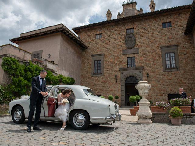 Il matrimonio di Sara e Flavio a Roma, Roma 15