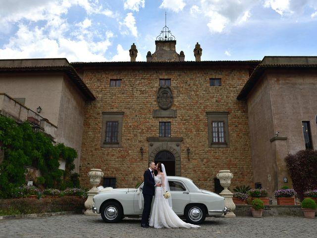 Il matrimonio di Sara e Flavio a Roma, Roma 2