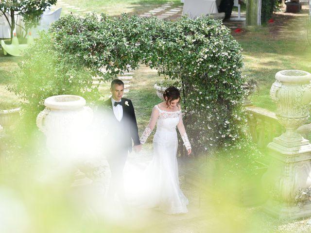 Il matrimonio di Sara e Flavio a Roma, Roma 19