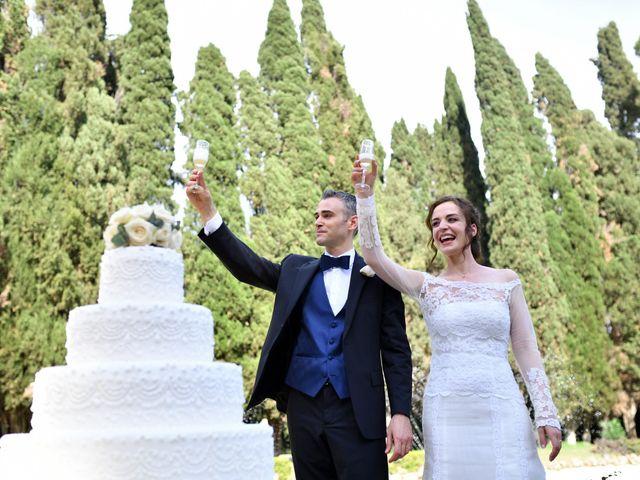 Il matrimonio di Sara e Flavio a Roma, Roma 23