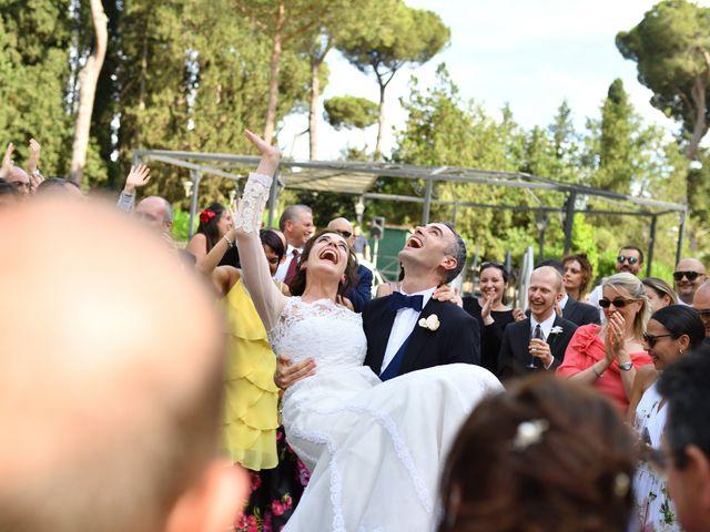 Il matrimonio di Sara e Flavio a Roma, Roma 24
