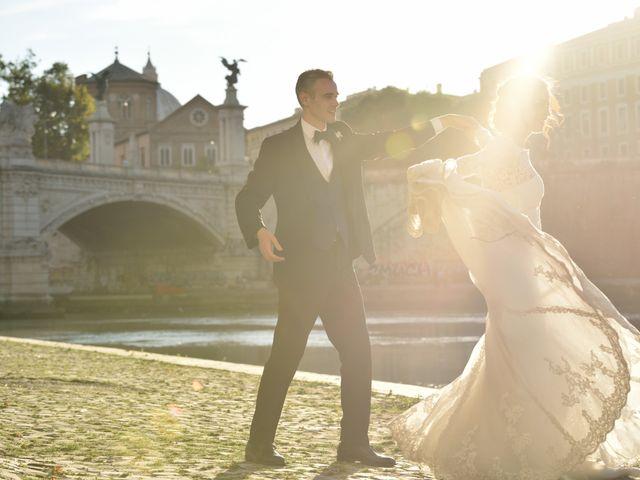 Il matrimonio di Sara e Flavio a Roma, Roma 26