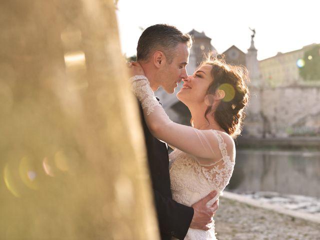 Il matrimonio di Sara e Flavio a Roma, Roma 27