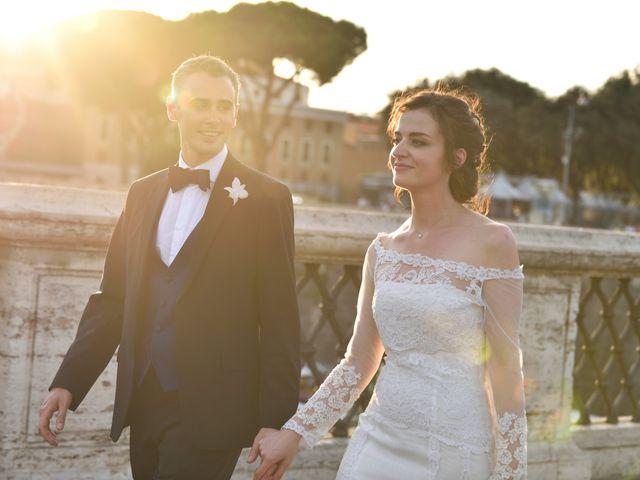 Il matrimonio di Sara e Flavio a Roma, Roma 28
