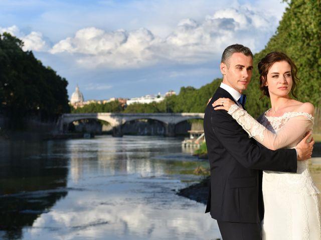 Il matrimonio di Sara e Flavio a Roma, Roma 29