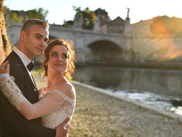 Il matrimonio di Sara e Flavio a Roma, Roma 30
