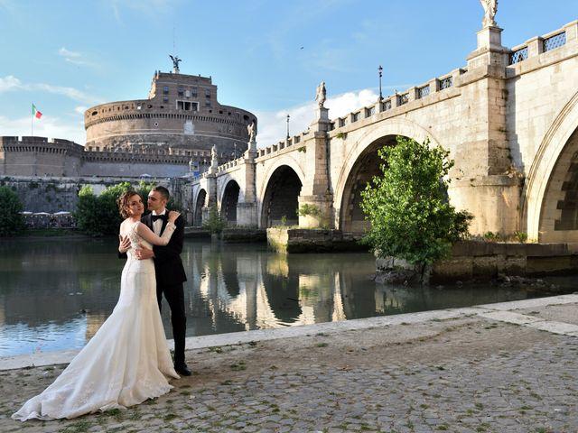Il matrimonio di Sara e Flavio a Roma, Roma 32