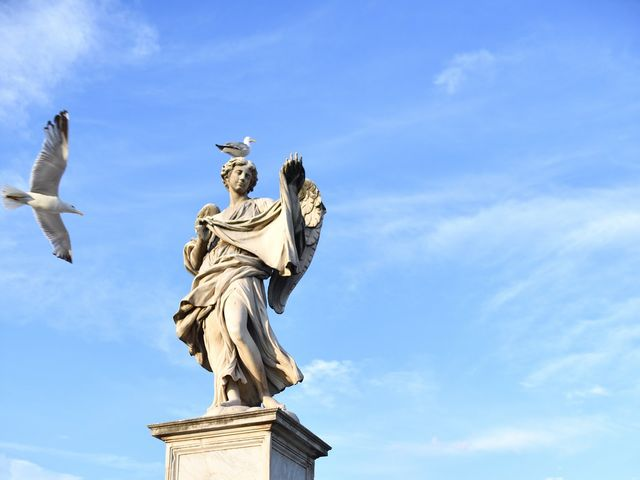 Il matrimonio di Sara e Flavio a Roma, Roma 33