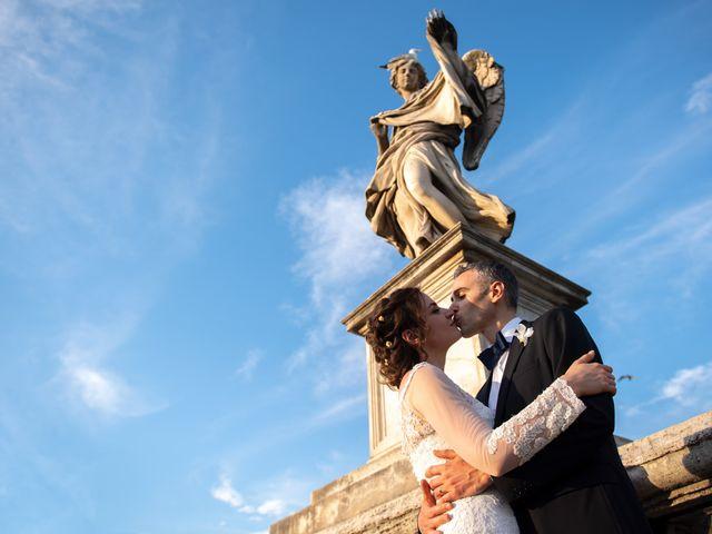 Il matrimonio di Sara e Flavio a Roma, Roma 34