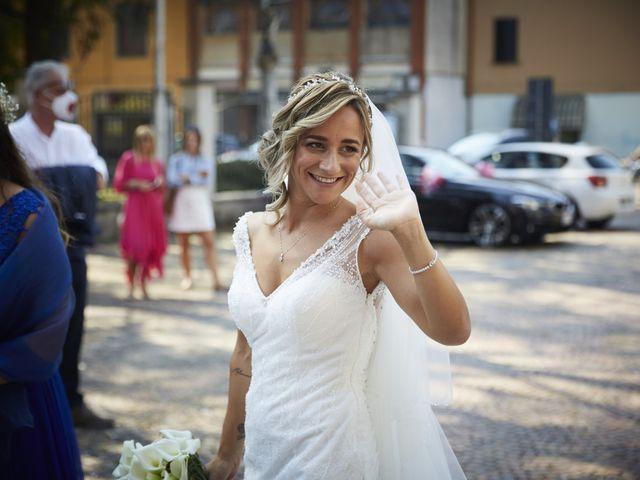 Il matrimonio di Valerio e Michela a Osio Sotto, Bergamo 13