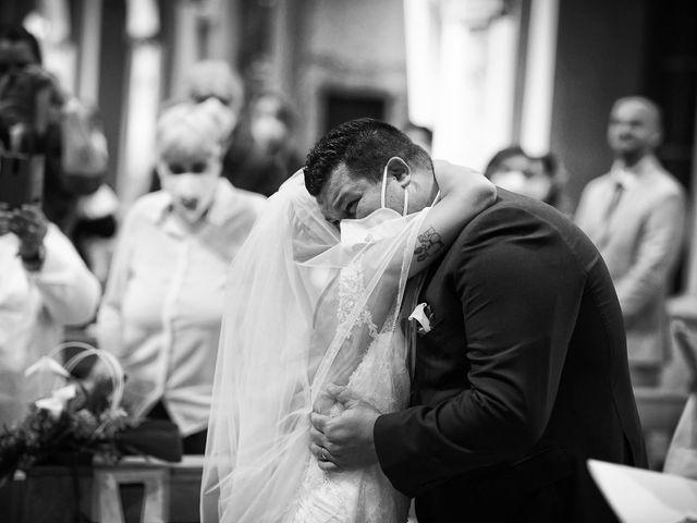 Il matrimonio di Valerio e Michela a Osio Sotto, Bergamo 14