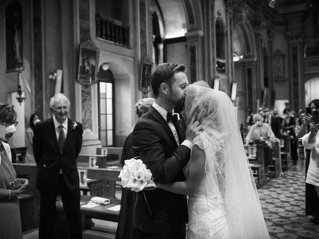 Il matrimonio di Valerio e Michela a Osio Sotto, Bergamo 15