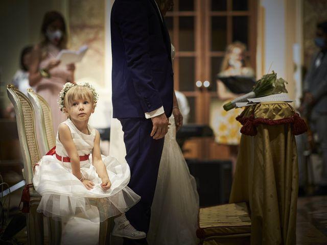 Il matrimonio di Valerio e Michela a Osio Sotto, Bergamo 17
