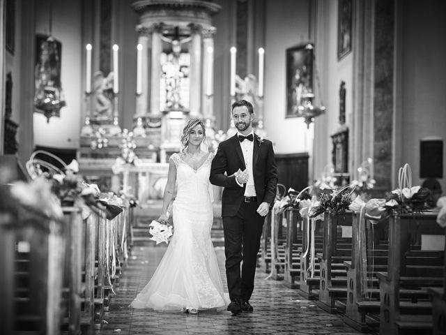 Il matrimonio di Valerio e Michela a Osio Sotto, Bergamo 18