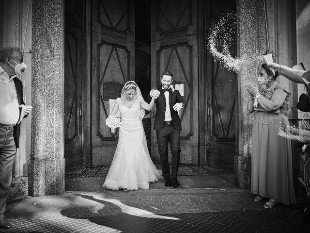 Il matrimonio di Valerio e Michela a Osio Sotto, Bergamo 19