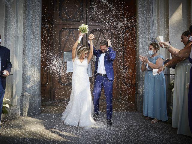 Il matrimonio di Valerio e Michela a Osio Sotto, Bergamo 20